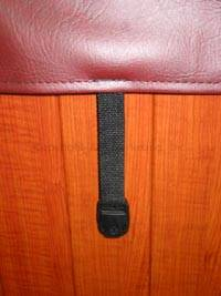 Spa Cover Safety Latch